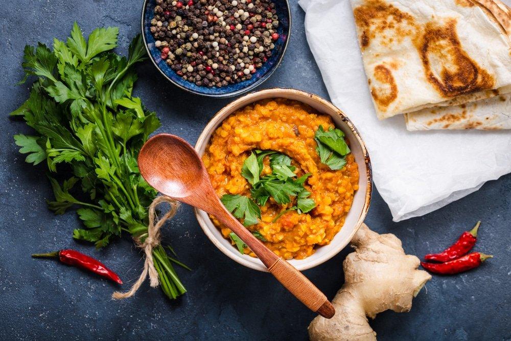 Vegan Coconut And Miso Curry Recipe
