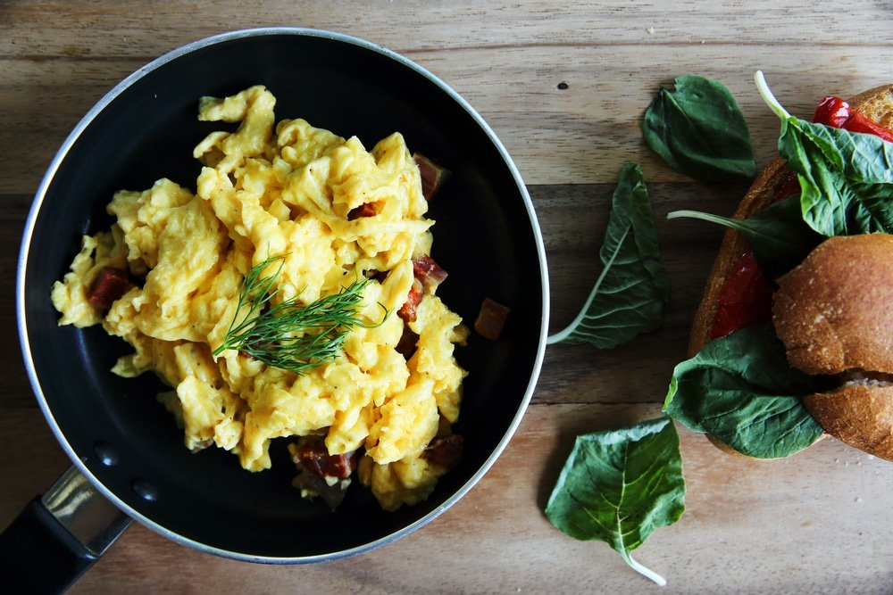 Ultimate Scrambled Eggs Recipe