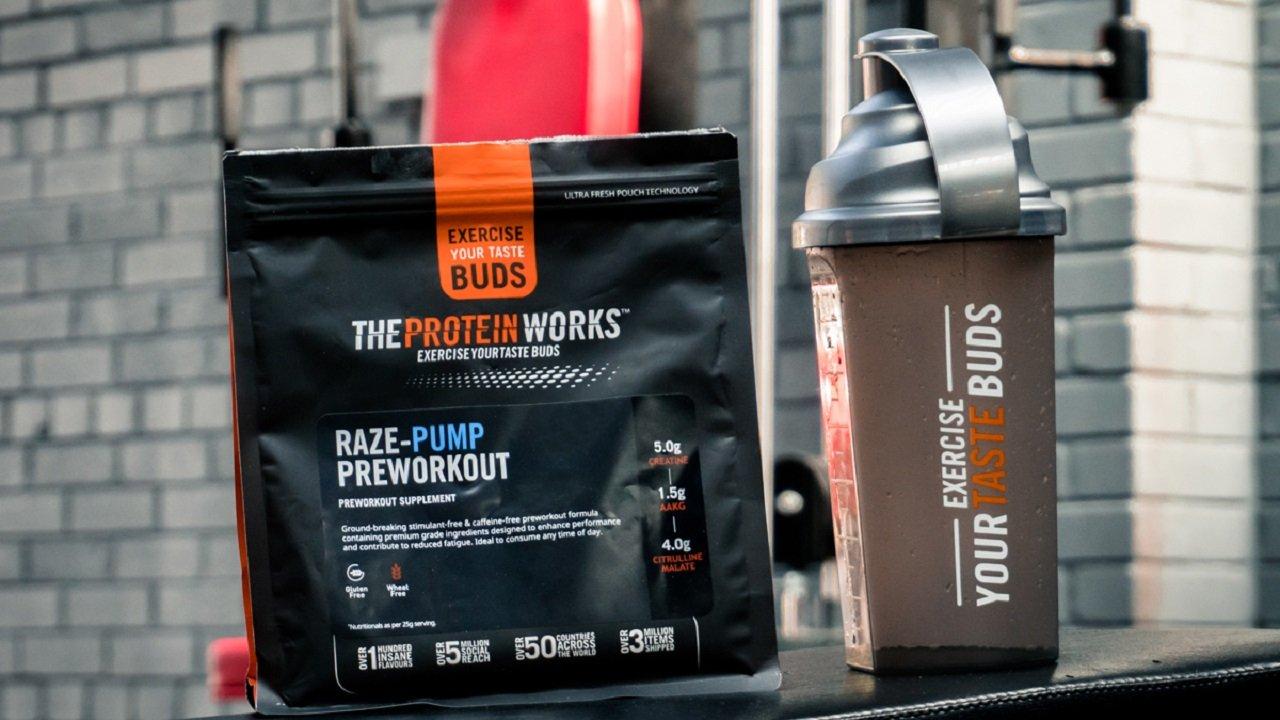 Product Launch: Raze Pump