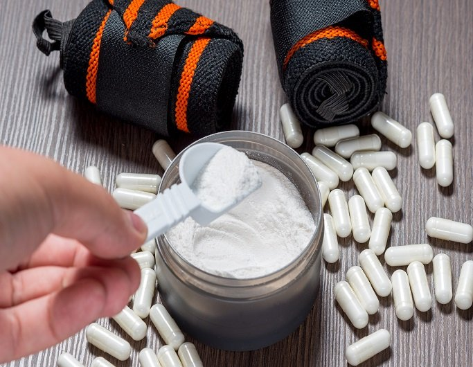 Combining Creatine & Caffeine For Strength