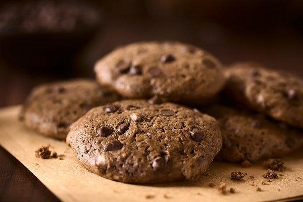 Cacao Almond Nut Butter Cookie Recipe