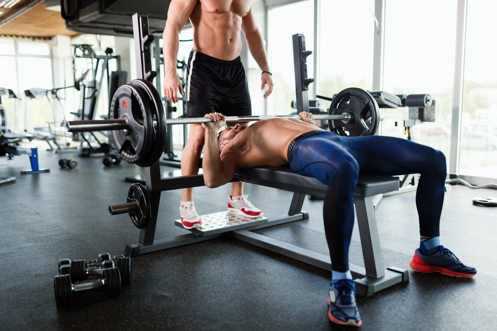 How To Do A Bench Press