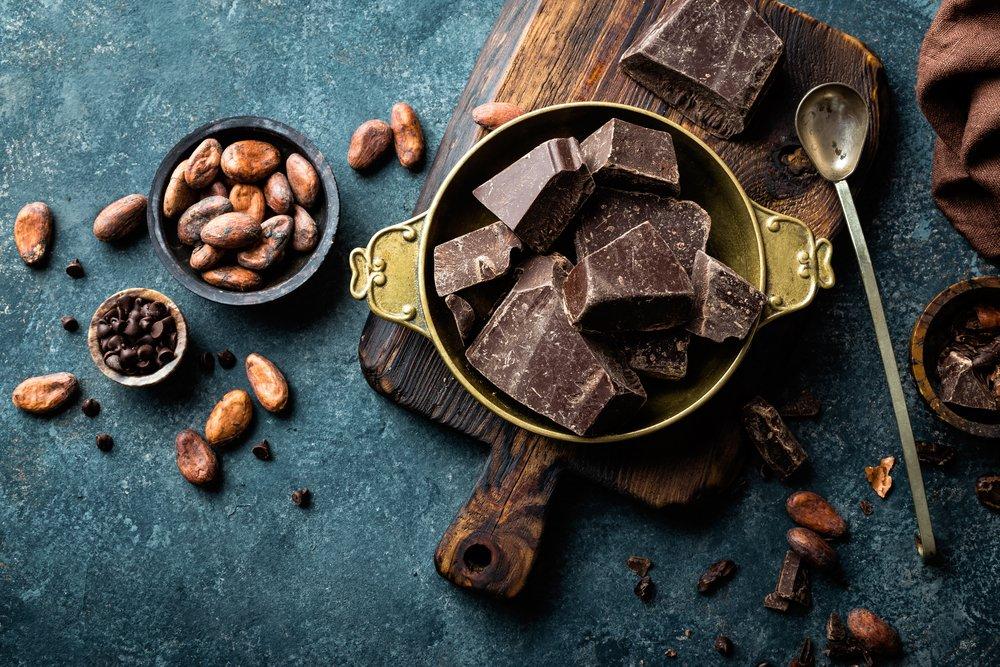Top 5 Proven Health Benefits of Dark Chocolate
