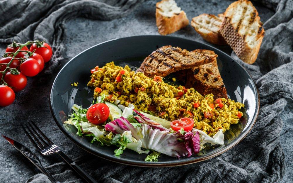 The Ultimate High-Protein Vegan Breakfast
