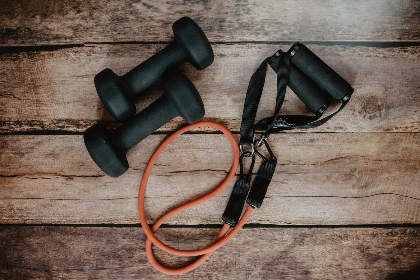 Resistance Band Exercises to Build Muscle at Home