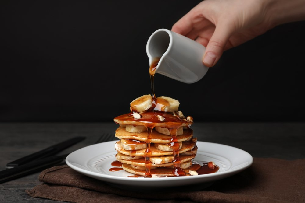 Loaded Pancakes, The Meal of Champions