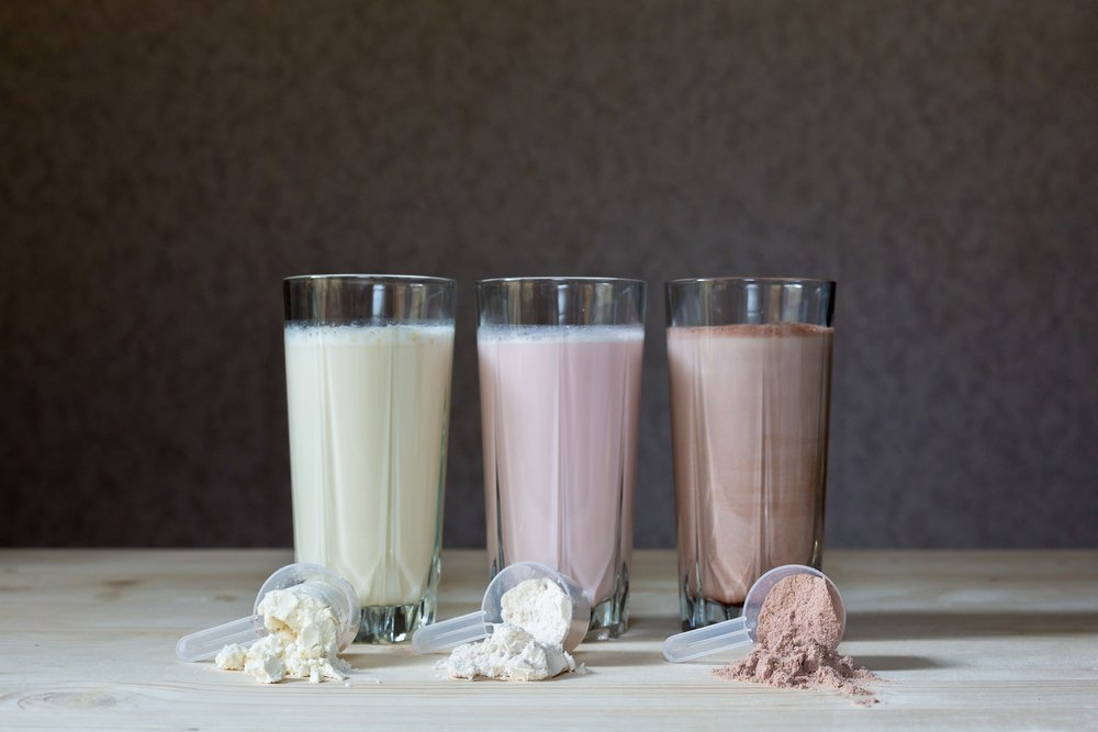 Supplements for at-home Muscle Building