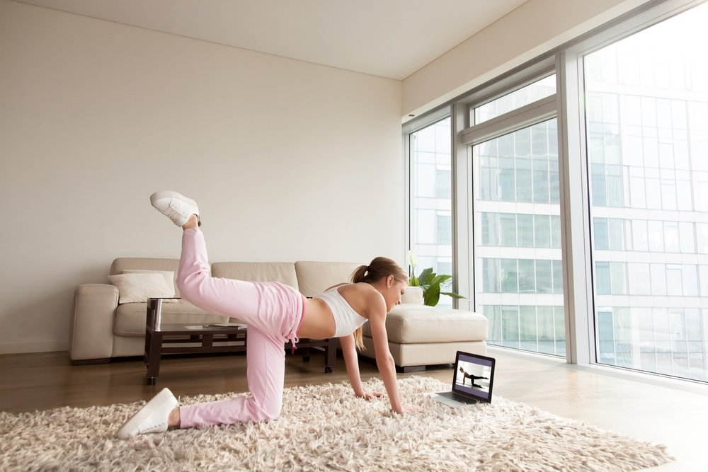 No Room? Try These Flat-Friendly Exercises