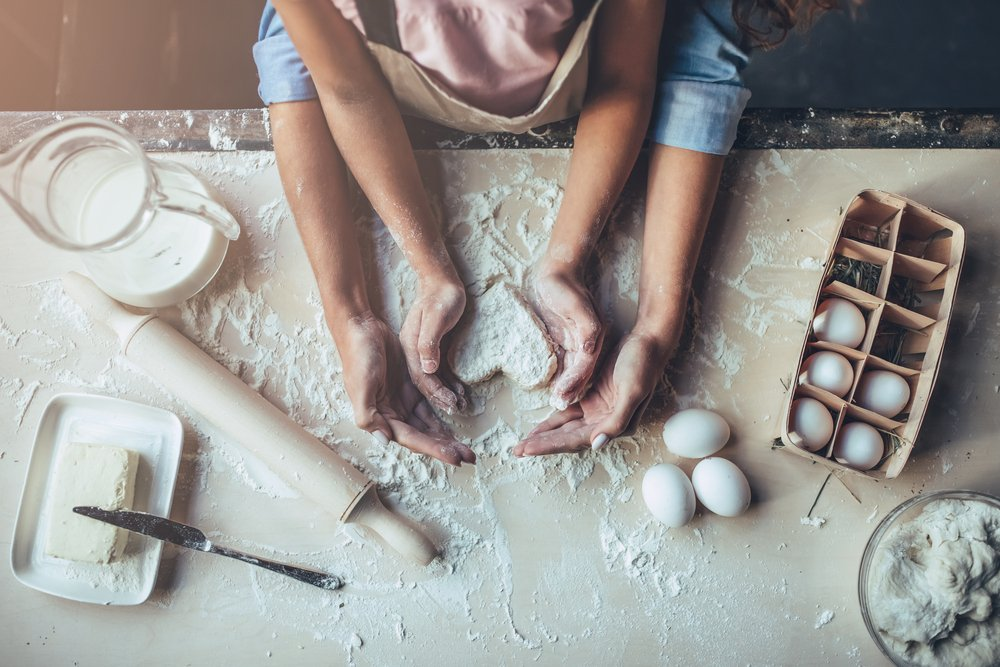 The Benefits of Baking for Mental Health