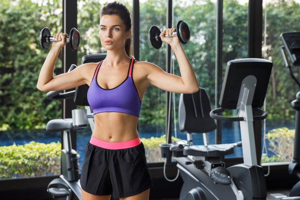 The Ultimate Shoulder Workout