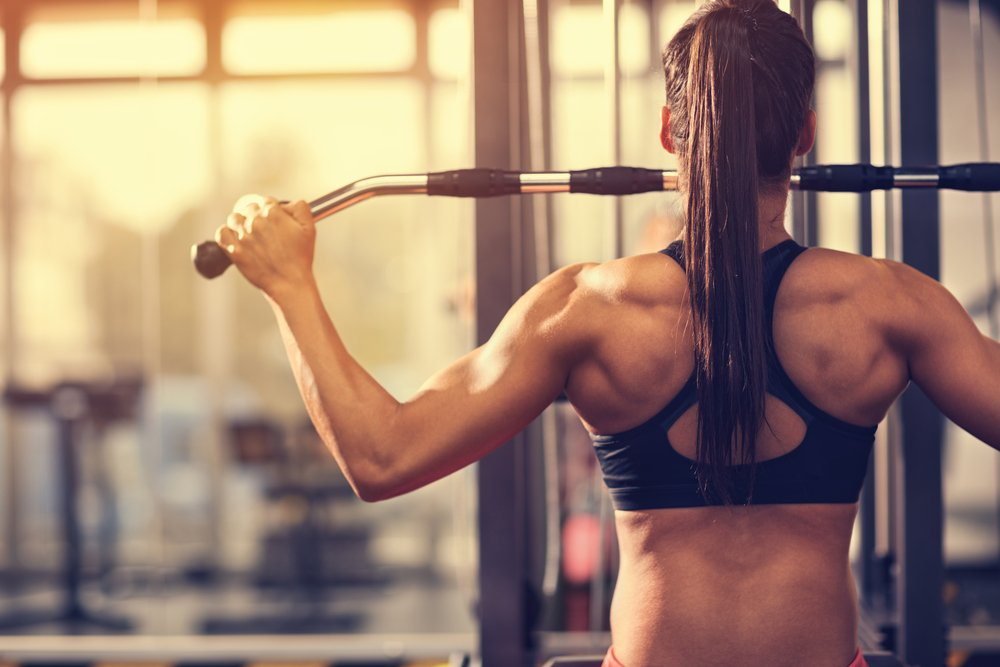 How To Train & Tone Your Back