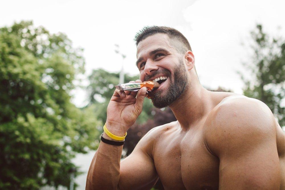 Was sind die Hauptproteinquellen veganer Proteinriegel?