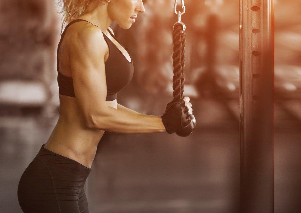 Workout-Serie: 20-minütiges Brust-Workout zu Hause