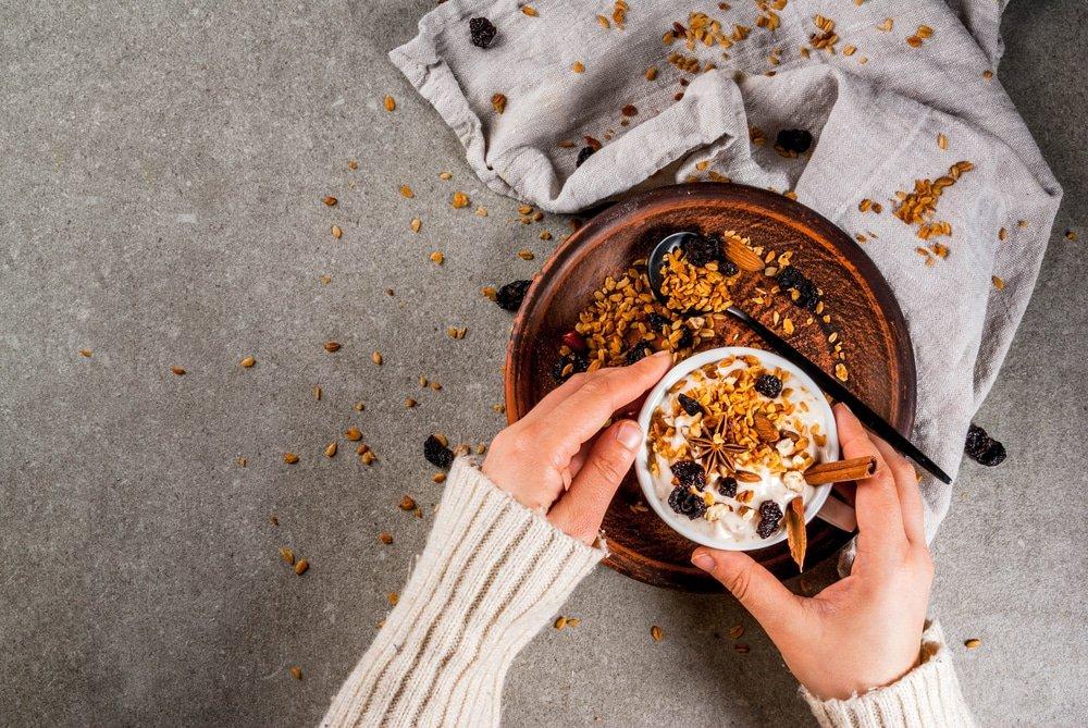 10 gesunde Frühstücksideen, perfekt für unterwegs