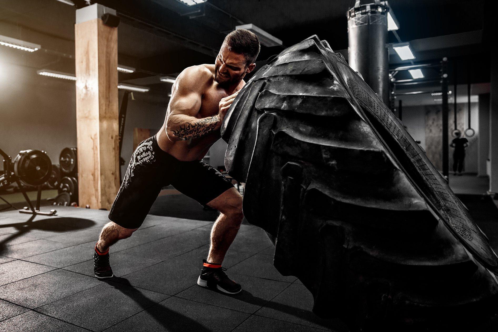 Muskelaufbau Training Tipps