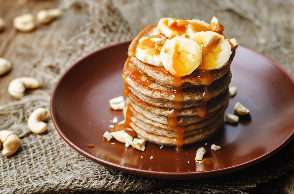 Salted Caramel Pancakes von The Protein Works™