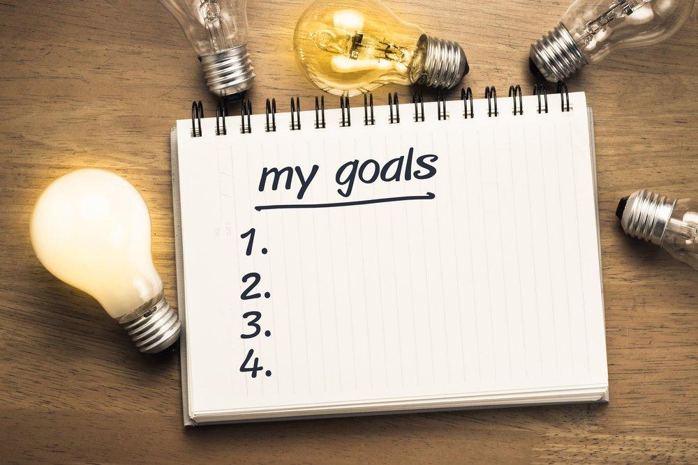 Die 5 Goldenen Regeln für eine erfolgreiche Zielfindung