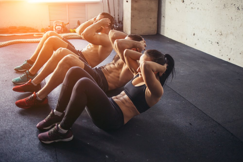Workout-Serie: 20-minütiges Core-Workout zu Hause
