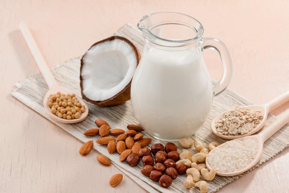 Welche Milch eignet sich am besten für die Massephase?