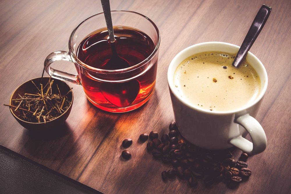 Welche Arten von Koffein gibt es?