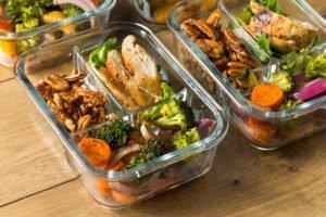 Super Easy Meal-Prep: Proteinreiche Mahlzeiten