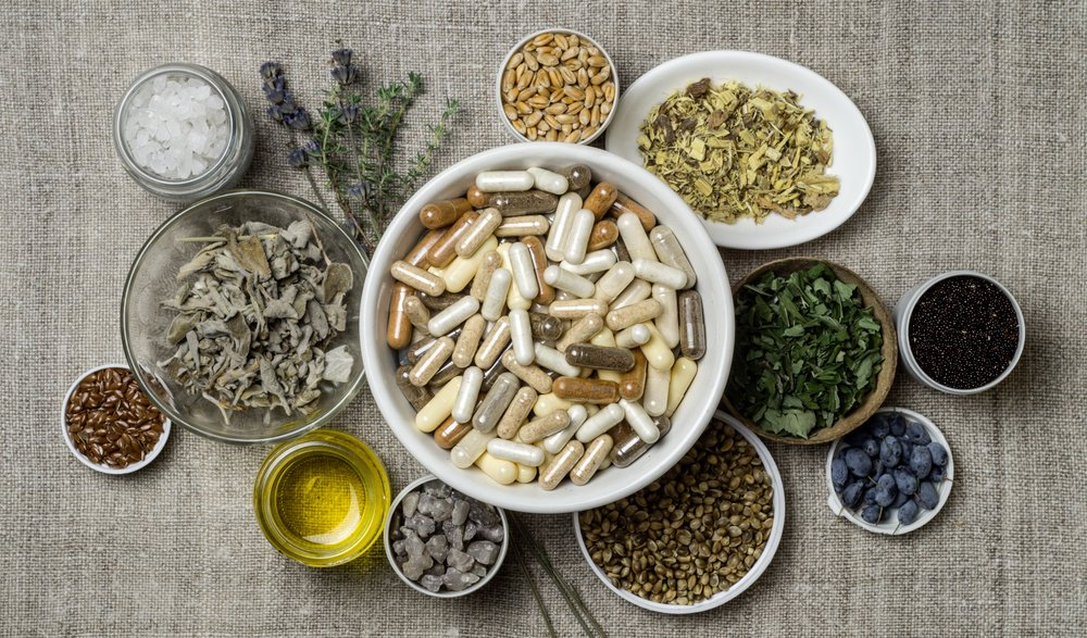 Welche Nahrungsergänzungsmittel helfen in der Massephase