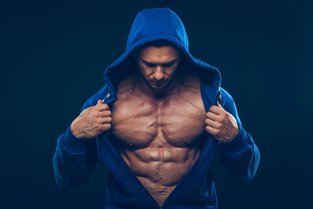Verliere ich durch die Massephase Bauchmuskeln?