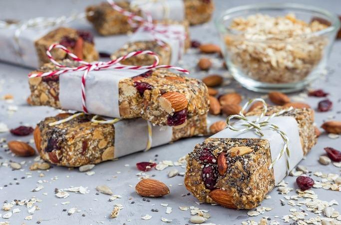 ¿Son saludables las barritas de proteína vegana?