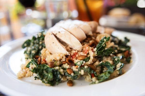 Ensalada de pollo y berza TPW™