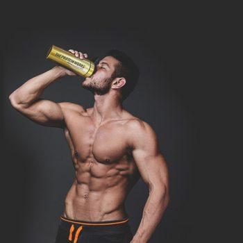 Proteína de soja para el crecimiento muscular