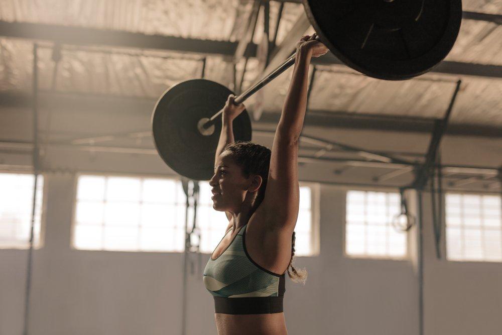 ejercicio de fuerza