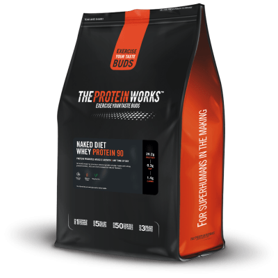 NAKED DIET WHEY PROTEIN 90