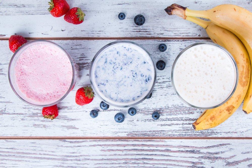 Batidos de proteínas con sabor VS sin sabor