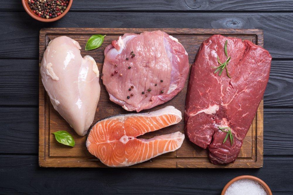 Seis alimentos ricos en proteínas para culturistas