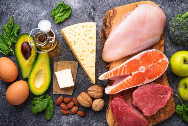 vitaminas de comida