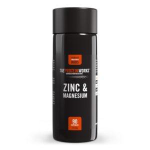 zinc y magnesio
