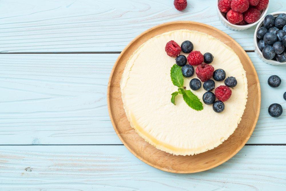 Dieta Con Cheesecake Proteine
