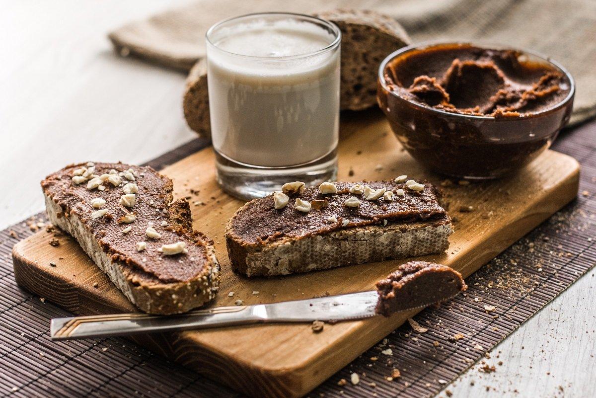 Pane Proteico Vegano Senza Farina