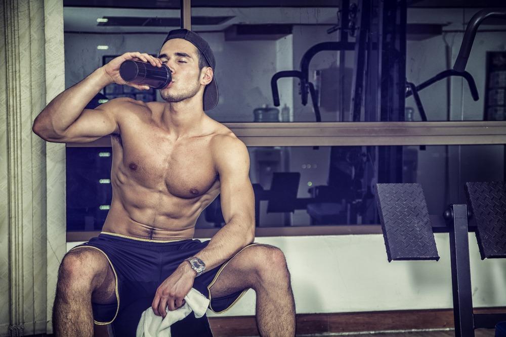 Protéine De Riz Brun Pour La Construction Musculaire