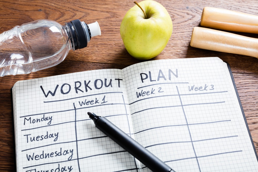 Comment créer sa routine d'entrainement : Conseils pour les Débutants en Musculation
