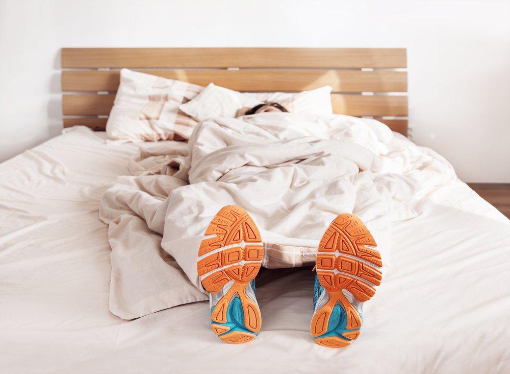 Protéines À Libération Lente Avant De Dormir