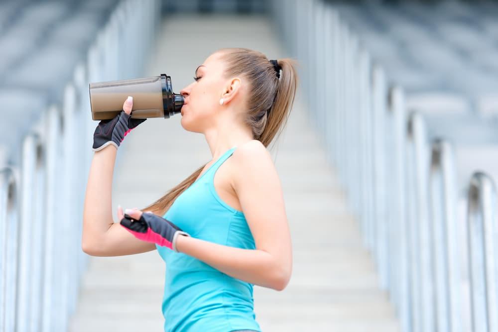 Protéine de lait et croissance musculaire