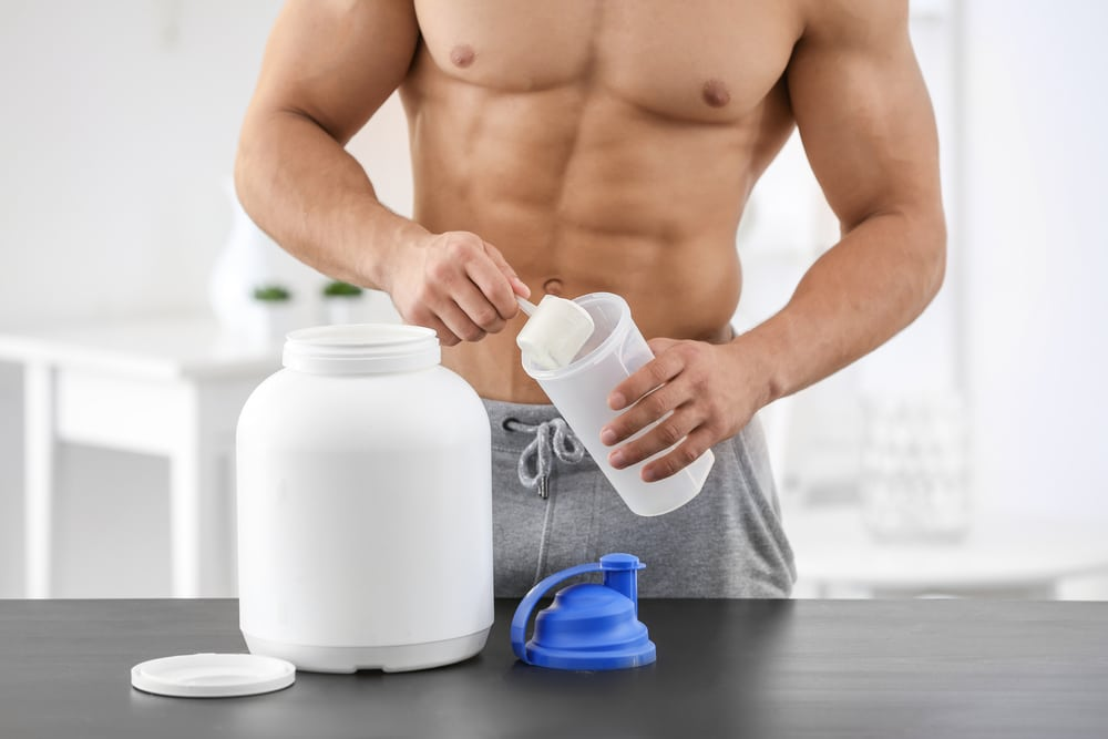 Whey Protéine et Perte de Graisse