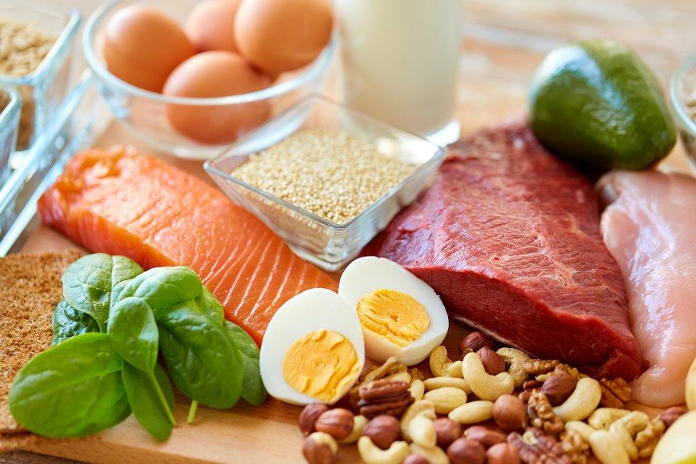 Aliments avec plus de protéines que le poulet