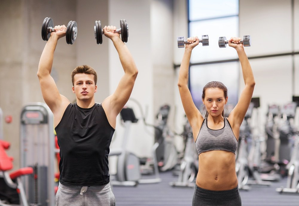 Top 10 des meilleurs exercices avec haltères pour cibler votre corps entier