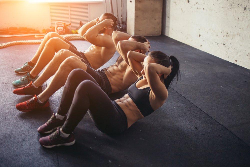 Top 3 – Exercices abdos