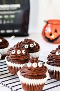 Cupcakes Vegan au chocolat