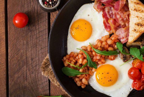 bienfaits d'un petit-déjeuner protéiné